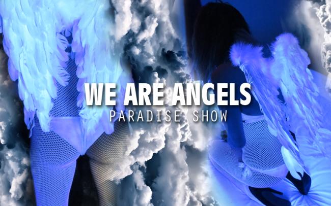 Angel show sexy paradiso