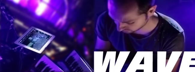 La tastiera di Wave