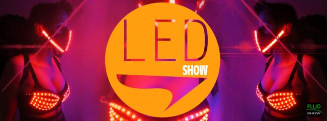 Gli effetti luce del LED SHOW