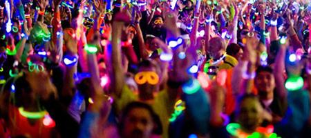 Come organizzare una Festa Fluo Party
